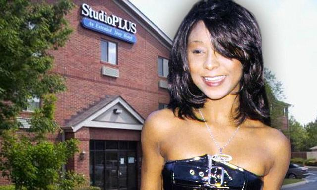 celebritie Natina Reed 25 years denuded photography in the club