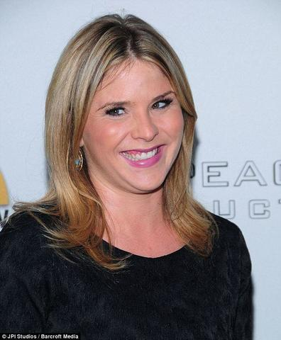 Naked Jenna Bush photography