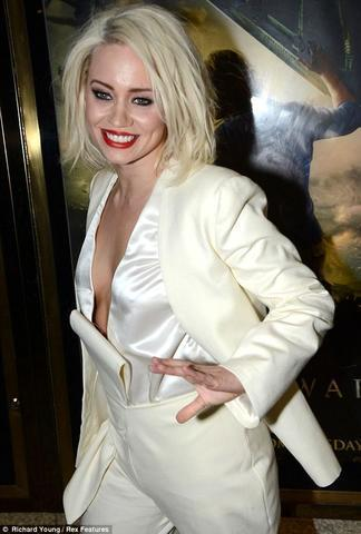 Naked Kimberly Wyatt photos