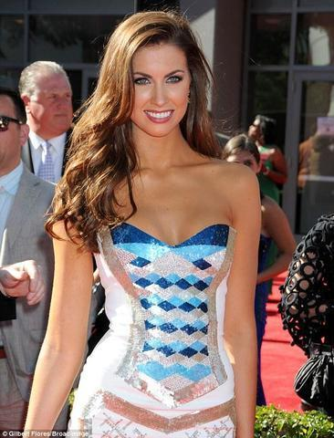 Katherine Webb topless picture
