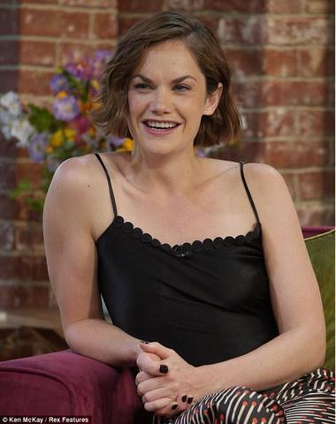 Naked Ruth Wilson photo