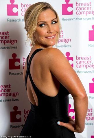 celebritie Heidi Range 2015 titties picture in public