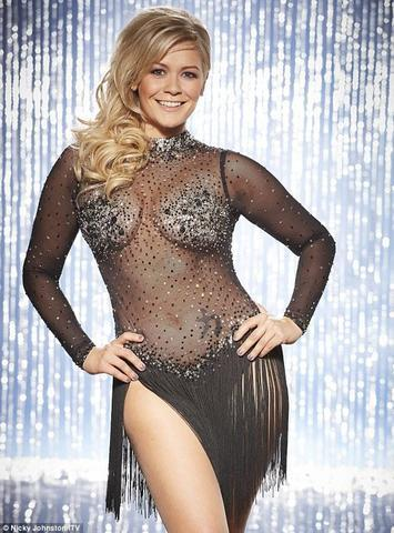 Suzanne Shaw topless pics