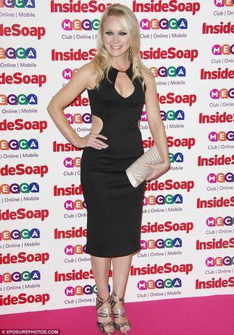 Sexy Michelle Hardwick picture high density