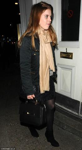 Hot picture Princess Beatrice tits