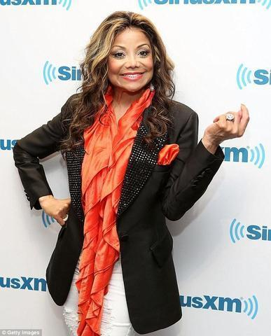Sexy La Toya London pics HQ