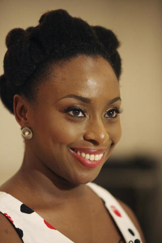Chimamanda Ngozi Adichie nude photo