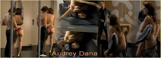 Naked Audrey Dana art