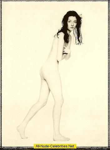 Audrey Marnay nude photography