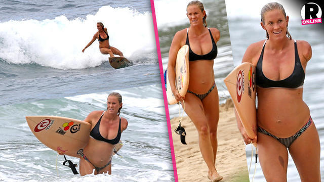 actress Bethany Hamilton 22 years raunchy pics in public