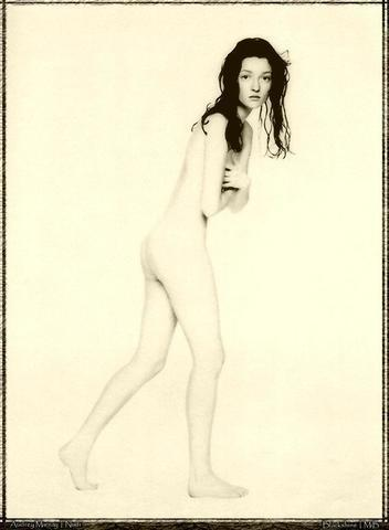 Naked Audrey Marnay photo