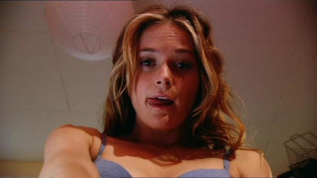 actress Rachel Blanchard young ass snapshot home