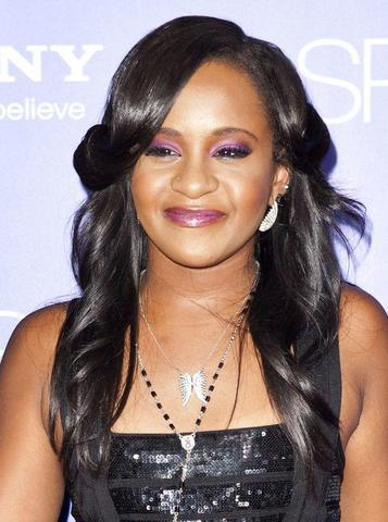 Hot photo Bobbi Kristina Brown tits