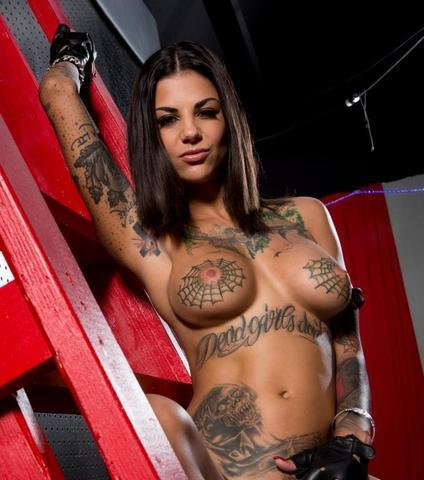 Sexy Bonnie Rotten pics High Quality