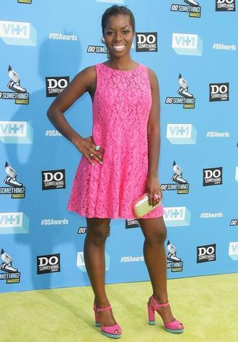 Hot photo Camille Winbush tits