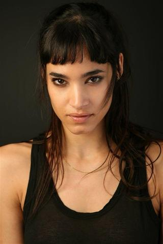 actress Sofia Boutella 22 years Sexy picture beach