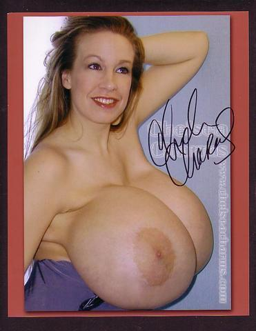 models Chelsea Charms 18 years mammilla photography in the club