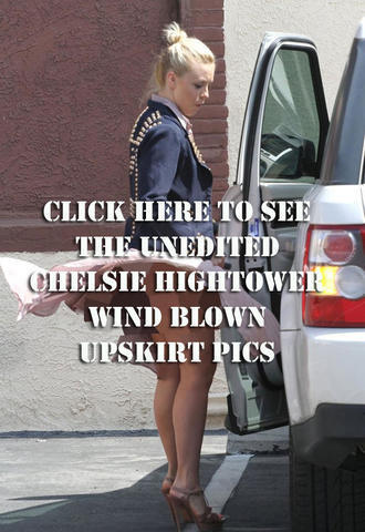 Naked Chelsie Hightower picture