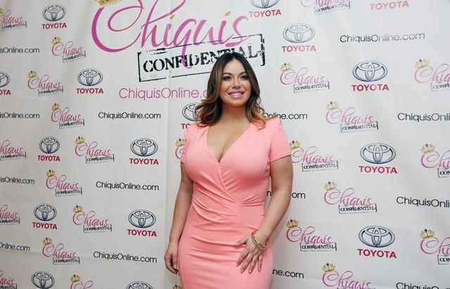 Hot picture Chiquis Marin Rivera tits