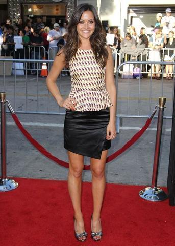 Christina McLarty topless photos