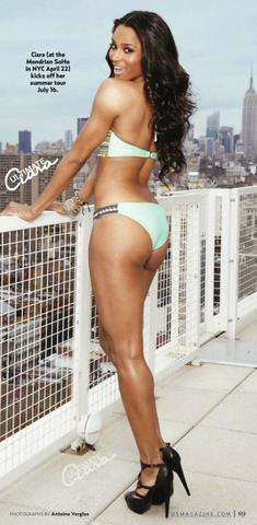 actress Ciara teen exposed photos beach