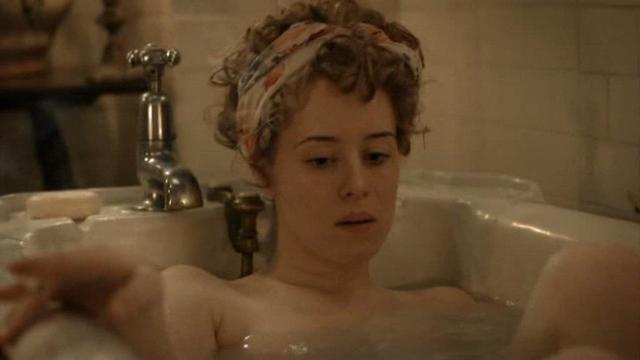 celebritie Claire Foy 21 years nude image home