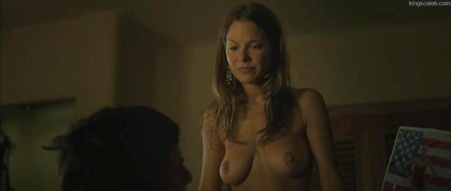 celebritie Tanja Reichert 22 years laid bare picture in public