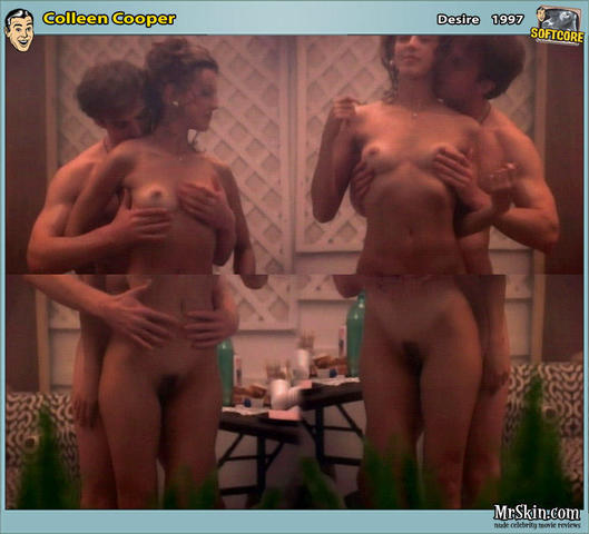 Hot image Colleen Haskell tits
