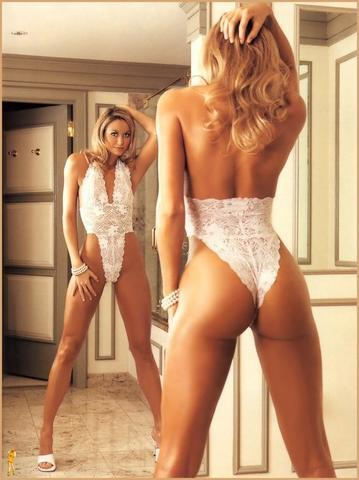 Naked Stacy Keibler foto