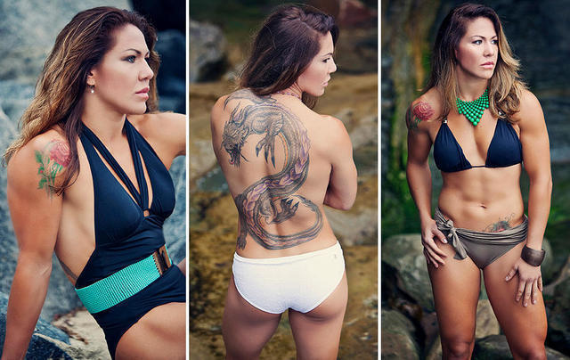 Sexy Cris Cyborg foto High Definition