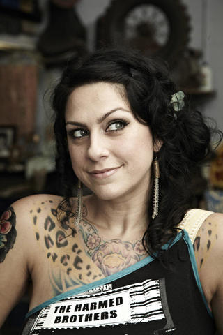 actress Danielle Colby-Cushman 22 years amative art in public