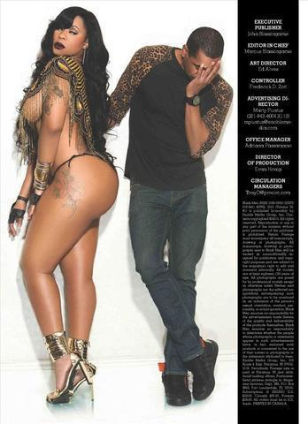 celebritie Chandra Davis 22 years Without panties photoshoot in the club