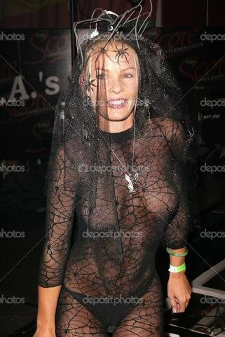 actress Jodie Moore 25 years bare snapshot in the club