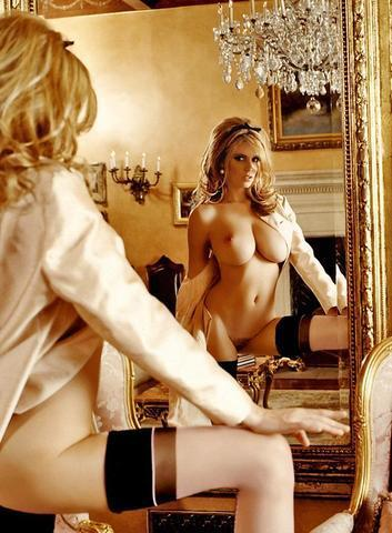 Naked Diora Baird photography