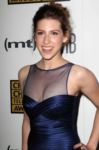 Eden Sher nude pics