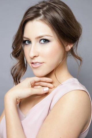 Hot photoshoot Eden Sher tits