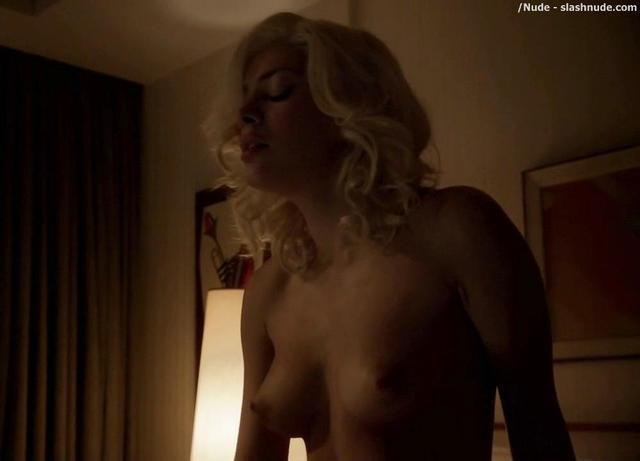 Naked Elena Satine photo