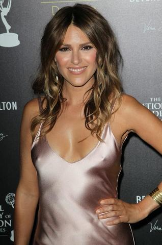 Naked Elizabeth Hendrickson photoshoot