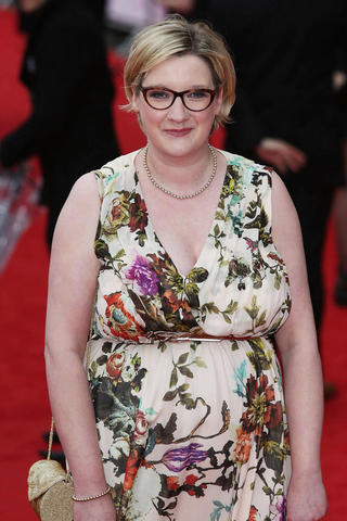 actress Sarah Millican 2015 private snapshot home