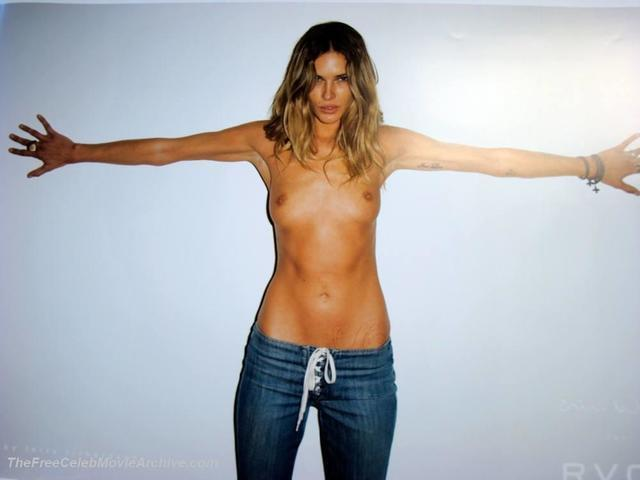 Erin Wasson topless photoshoot