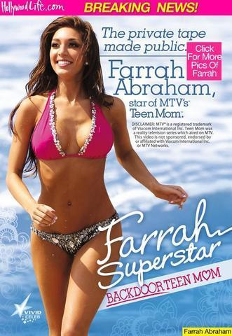 models Farrah Abraham young natural photoshoot in public