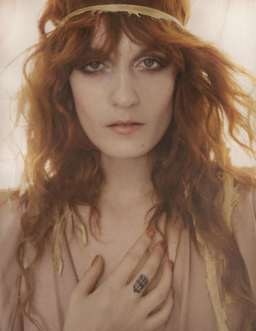 Sexy Florence Welch snapshot High Quality