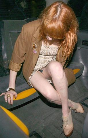 Florence Welch nude snapshot
