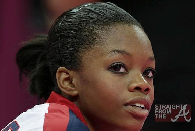 actress Gabby Douglas young Hottest photos in public