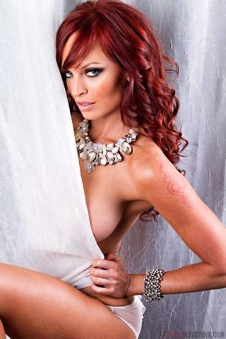 actress Christie Hemme 20 years undressed photos in public