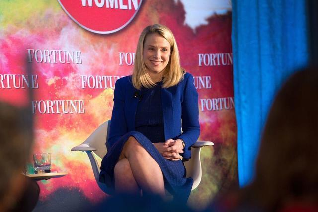 celebritie Marissa Mayer 19 years bust image in the club