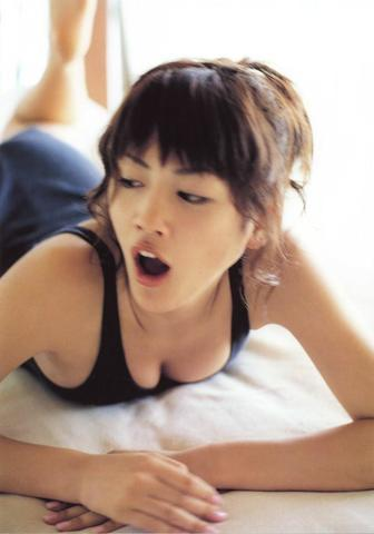 models Haruka Ayase 18 years chest pics home