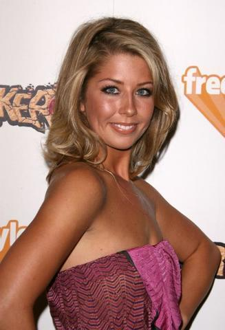 Naked Holly Montag picture
