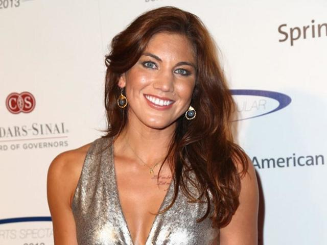 Sexy Hope Solo photography HD