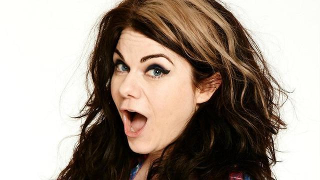 actress Caitlin Moran 24 years the nude picture in the club
